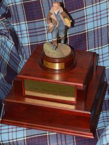 F/Lt D.M. Grant, DFC Memorial Trophy